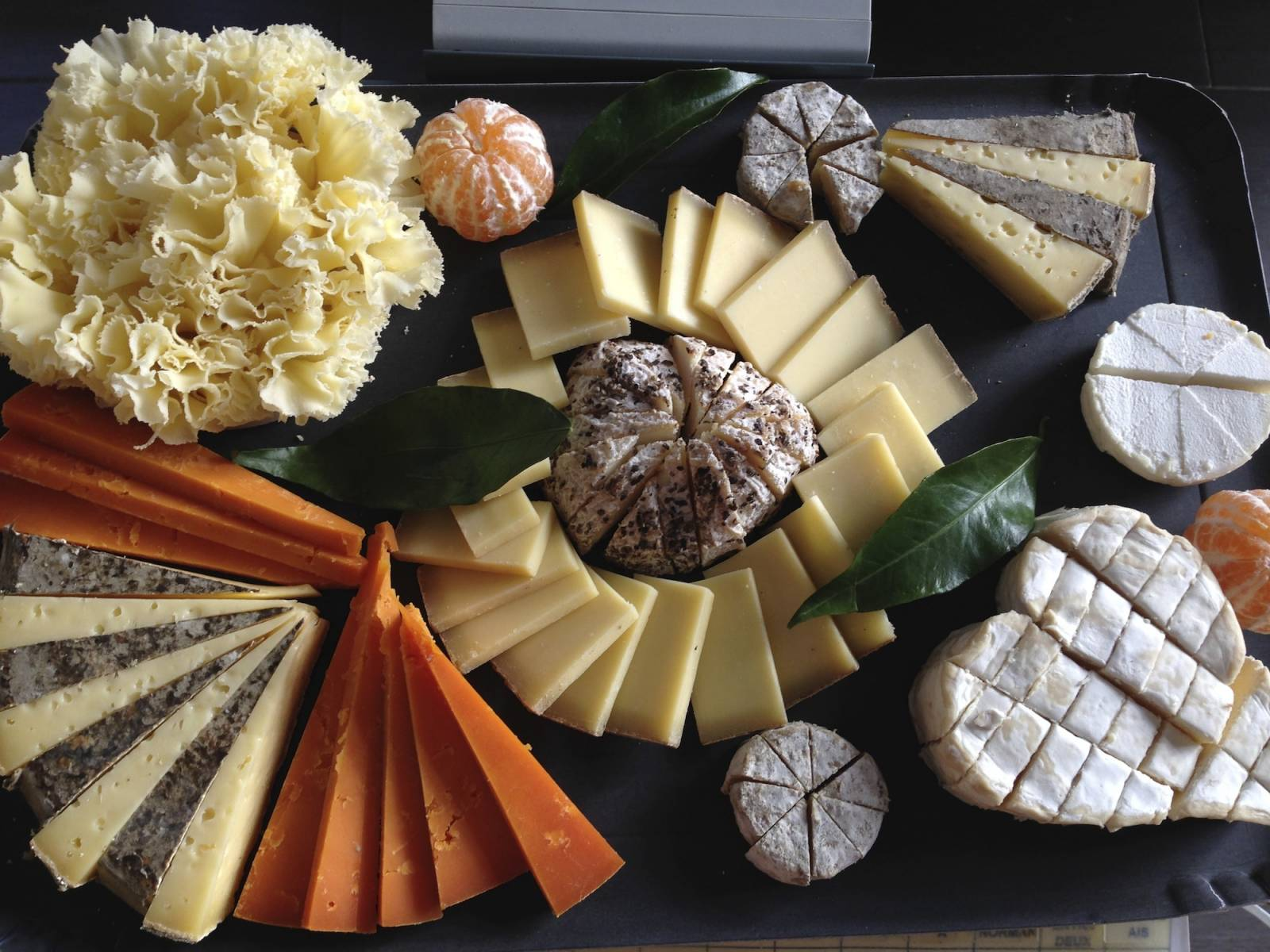 plateau fromage mariage Montpellier